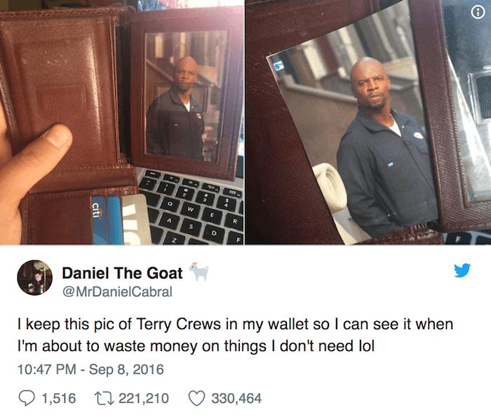 Terry Crews