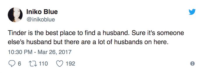 Tinder Husbands