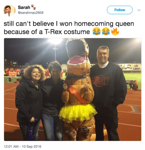Trex Homecoming