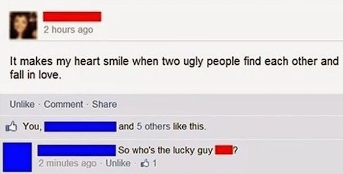 Ugly People