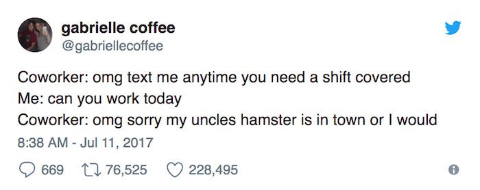 Uncles Hamster