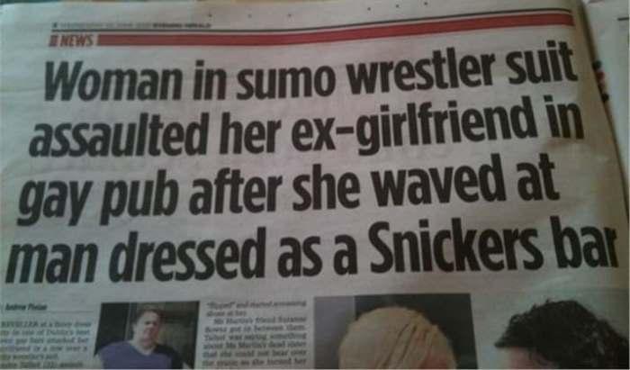 Wtf Headline
