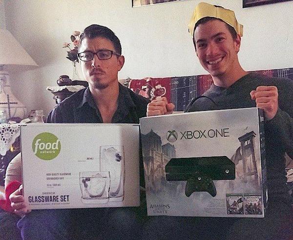 Xbox Vs Glasses