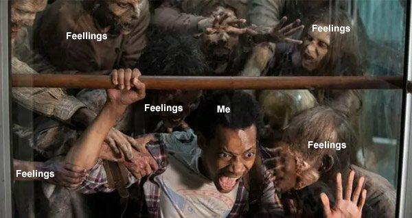 Zombie Feelings