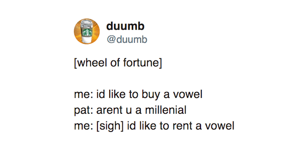 Rent A Vowel